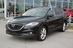 2013 Mazda CX-9 GT*7 PASS*NAV*CAM RECUL*BLUETOOTH*CRUISE*CUIR*TO