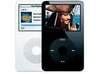 Ipod classic 5th gen 30gb