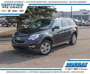 2014 Chevrolet Equinox 2LT *AWD *Leather *Sunroof