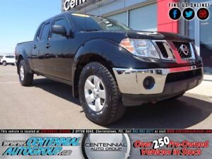 Nissan Frontier 4WD Crew Cab LWB 2012