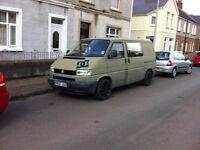 Vw transporters 1.9td (day van, surf bus, not camper)