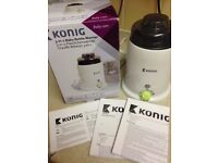Konig 3-in-1 Baby Bottle Warmer
