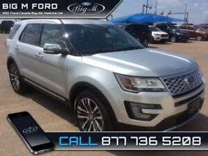 2017 Ford Explorer Limited  - $345.27 B/W