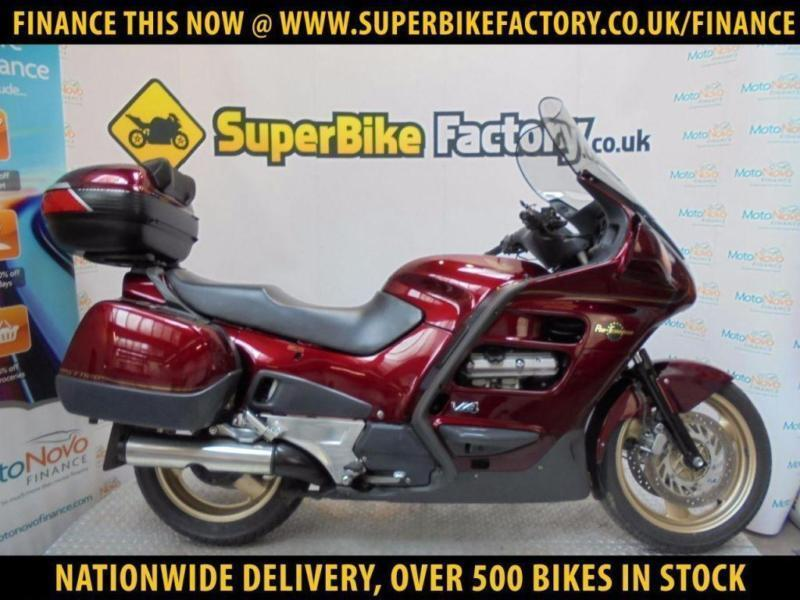 2002 02 HONDA ST1100 PAN EUROPEAN