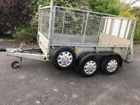 Ifor Williams 8x5 trailer
