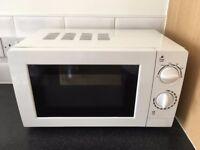 17L 700W Manual Microwave - £20
