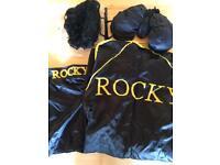 Rocky Fancy Dress Outfit