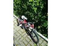 Kids bike, new trike 3 in 1, golf bag and ball's
