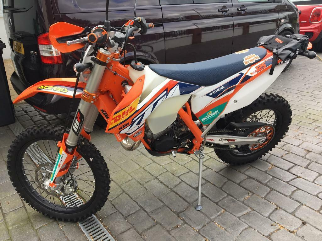 Ktm Exc  For Sale Bristol