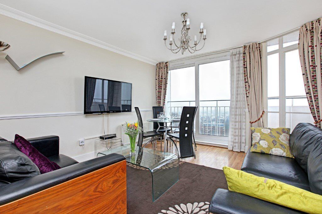 GOOD SIZE 2 BEDROOM**NOTTING HILL GATE**CALL NOW