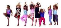 Children's Yoga with Traditional Yoga Master, Yogiji.