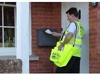 York Leaflet Distribution - Immediate Start - Full Time Hours