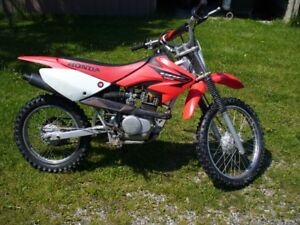Honda CRF 100F for sale $1600