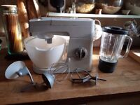 Kenwood Chef with Blender attachment