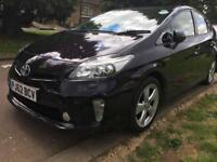PCO hybrid Toyota Prius cars for rent or hire