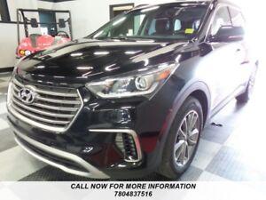 2017 Hyundai Santa Fe XL XL LEATHER LUXURY