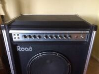 Road Bass Amp