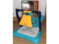 Big Games Bundle Supergrafix Box of Shocks(NEW) Gross Magic, Shark Chase Smashed Potatoes Doggie Doo