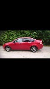 $5500.00 2011 Ford Focus SE
