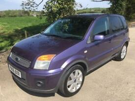 FORD FUSION 1.4 FUSION PLUS 5d 78 BHP (purple) 2006