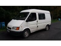 LEFT HAND DRIVE - MINIBUS - FORD TRANSIT - LHD - 2.5 DIESEL - EXPORT - AFRICA