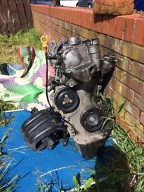 Polo engine for parts