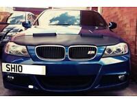 BMW E90 Bonnet Bra - Stone Shield