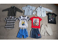 Boys Clothes Shirts, T-Shirts, Shorts Age 5-6 years