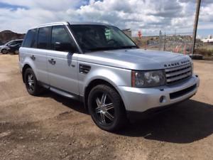 2007 Land Rover Range Rover Sport Supercharged AWD -CALL NOW!