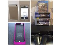 iPhone 5s and PS3 for swaps