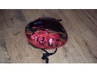 Boys bike helmet size S