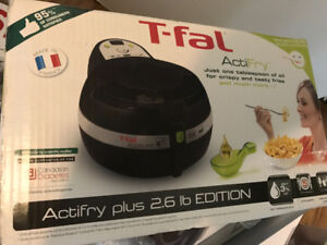 T-FAL Friteuse actifry