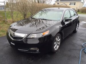 2012 Acura TL Sedan - All Season and Winter Tires included