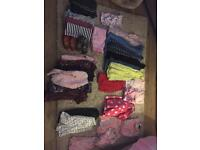 Bundle of girls clothes 4,5/6 years