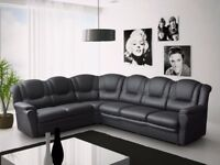 BRAND NEW 7 SEATER CORNER SOFA'S**3+2 SETS**MATCHING CHAIRS**AVAILABLE IN CHENILLE OR LEATHER