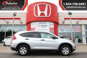 2015 Honda CR-V LX - COMFORTABLE RUN AROUND VEHICLE -