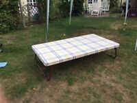 Bed - folding bed base
