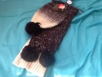 Scarf and hat set - Brand new