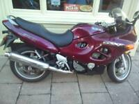 Suzuki gsx750f £900 no offers