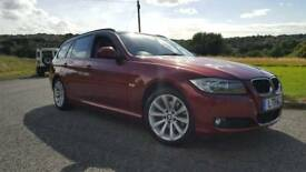 BMW 318d SE touring estate 2.0L + extras + 23 month platinum warranty.