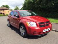 Dodge Caliber 1.8 SE 5dr, EXCELLENT CAR , LOW MILES 2009