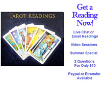 SALE ☆ Special Psychic & Tarot Reading 2 Questions ONLY $10 ☆