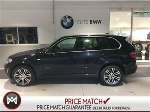 2013 BMW X5 EXECUTIVE, M SPORT, TECH