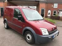2005 FORD TRANSIT CONNECT SWB T200 MOTED £875 NO VAT