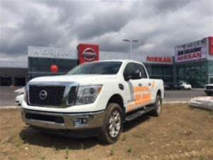 2016 Nissan Titan XD * SV * CREW CAB * V8 * 4X4 * GAS *