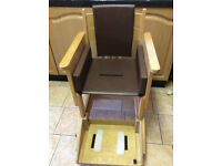 JonCare Disabled Chair with Tray
