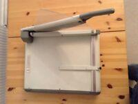 Paper guillotine - Rexel 360