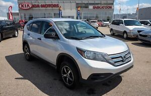 2012 Honda CR-V LX ACCIDENT FREE - ECO - BLUETOOTH - CRUISE