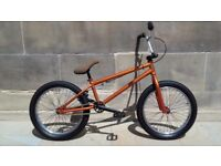 Month old Mongoose R120 BMX bike