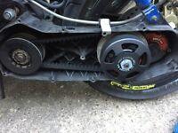 Yamaha Aerox high end moped (ped,bike,aerox,aprillia,Honda,70cc)